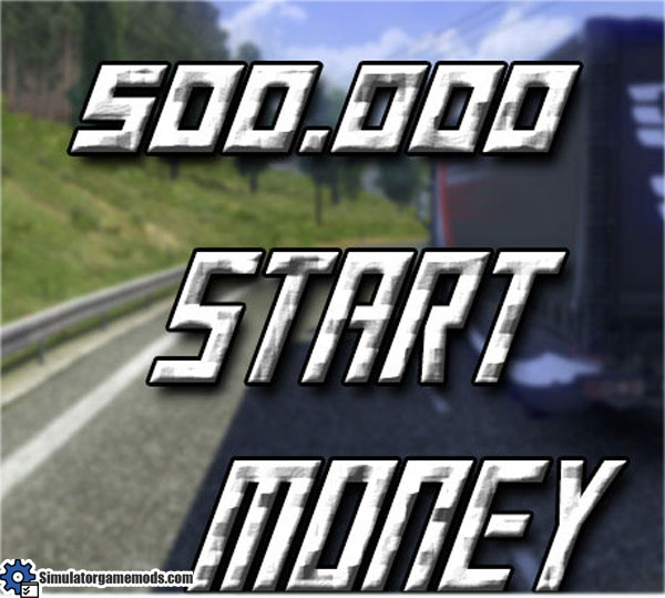 start-money-ets2mod