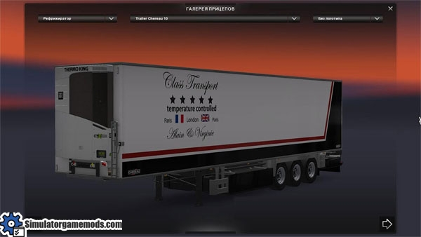 Chereau-transport-trailer