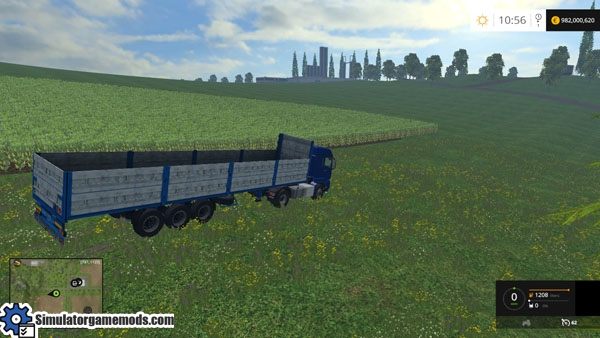 Kogel_tipper_trailer