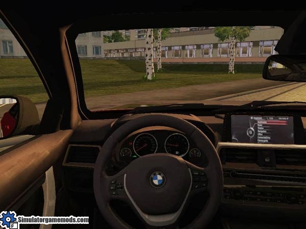 City Car Driving 1 4 Bmw 435i F32 Car Download Simulator Games