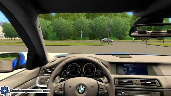 City Car Driving 1 4 Bmw M5 F10 Car Download Simulator Games