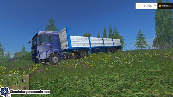 fs15_Kogel_tipper_trailer