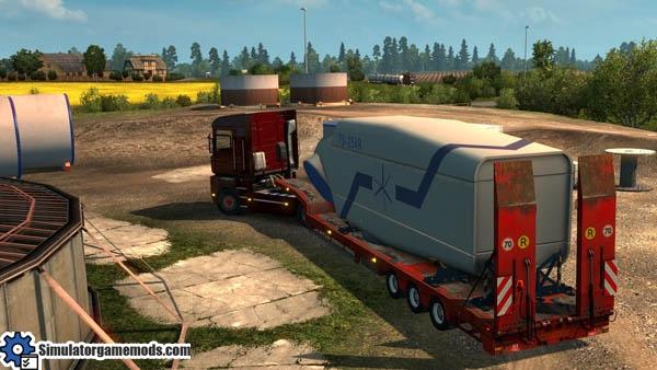 scandinavia dlc new cargo and trailer types simulator. Black Bedroom Furniture Sets. Home Design Ideas