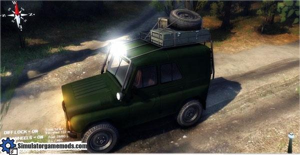 uaz464b-car