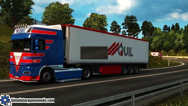 Quil-transport-trailer