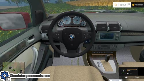 fs 2015  u2013 bmw x5 2004 car mod  u2013 simulator games mods download
