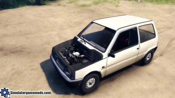 VAZ-1111OKA-car