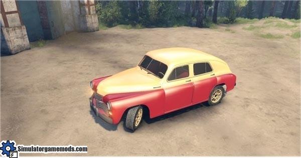 gaz-21-car-mod