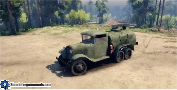 gaz-aaa-truck-mod
