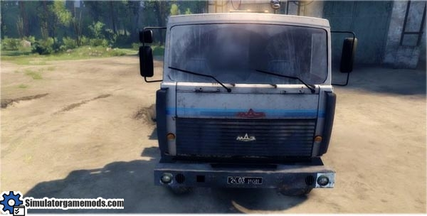 maz-5316-truck