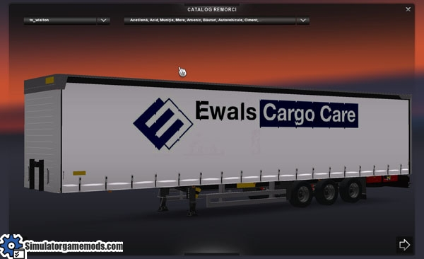 ewals-transport-trailer
