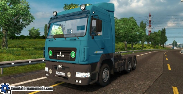 maz-5440-truck