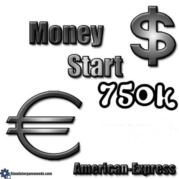 start-money-750k
