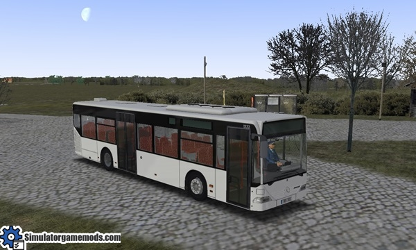 Omsi 2 Mercedes-Benz Citaro U Bus Download | Simulator Games