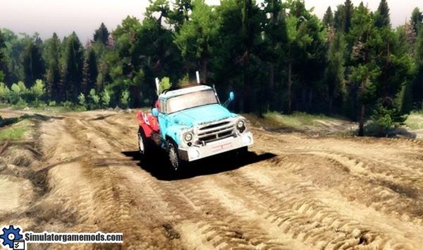zil-truck-mod
