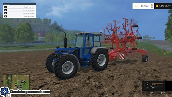 Fs 2015 Ford 7810 Fl Tractor Simulator Games Mods Download