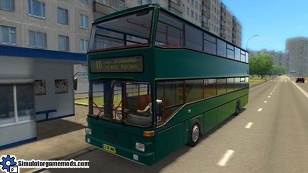 City Car Driving 1 4 1 Man Sd202 Bus Mod Simulator