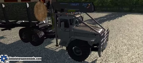 ural-truck-mod