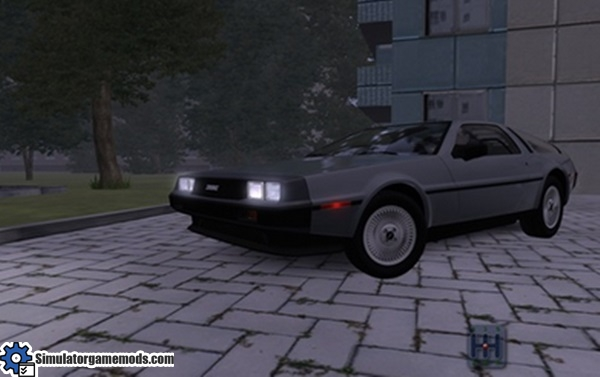 DeLorean-DMC-12