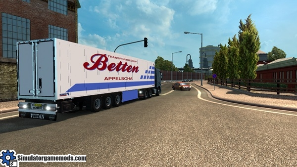 betten-trailer