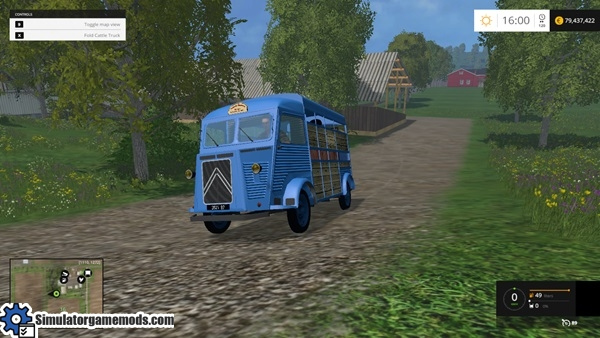 citroen-flatbet-livestock-truck-1