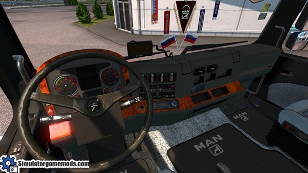 Car Simulator Games >> ETS 2 - MAN TGA 18.430 Truck | Simulator Games Mods Download