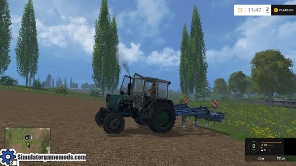 fs15-umz-6kl-tractor
