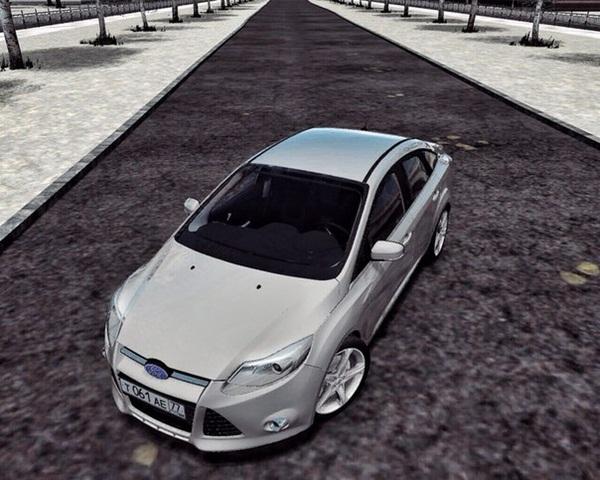 Ford Focus Mk3 Sedan Car 1 Credit 69 City Driving 14 Mod 2