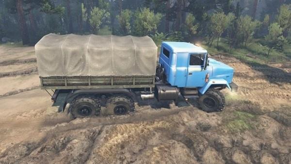kraz_63221_truck