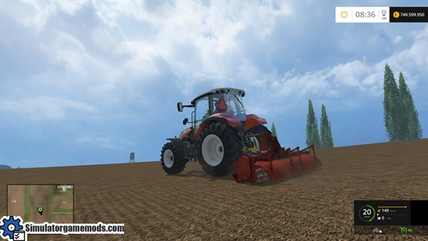 Howard-Rotavator-HR-30-cultivator-1