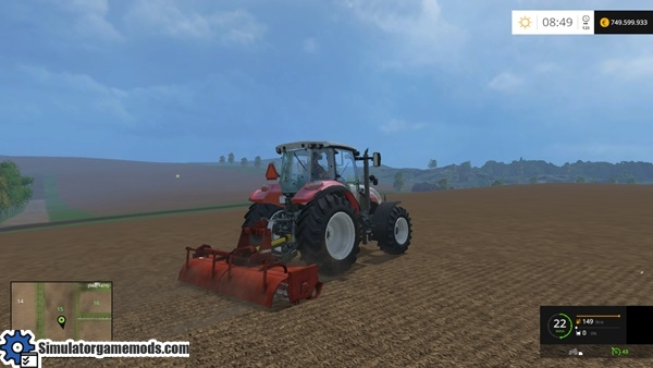 Howard-Rotavator-HR-30-cultivator-3
