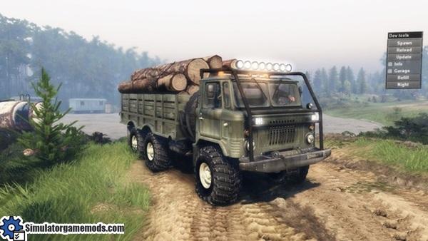 gaz-34-truck