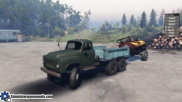 gaz-53-truck