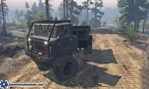 gaz-66-m-truck