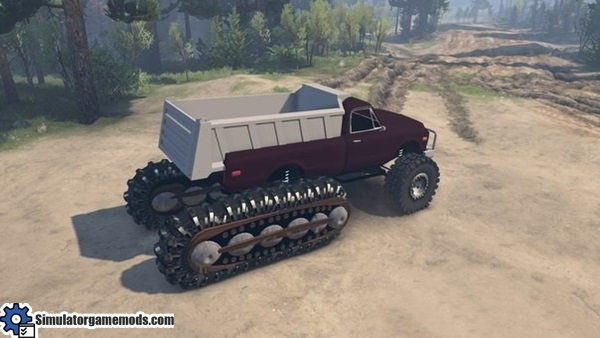 half_track_truck