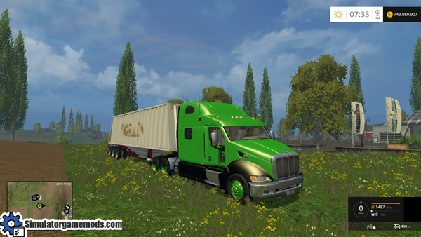 peterbilt_road_train_truck_1