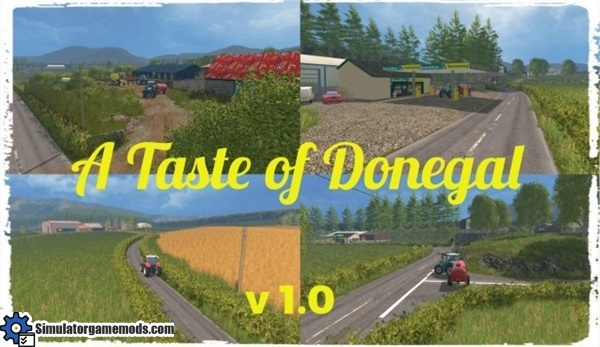 a_taste_of_donegal_map
