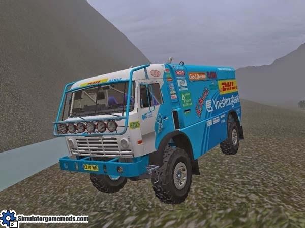kamaz-4911-truck