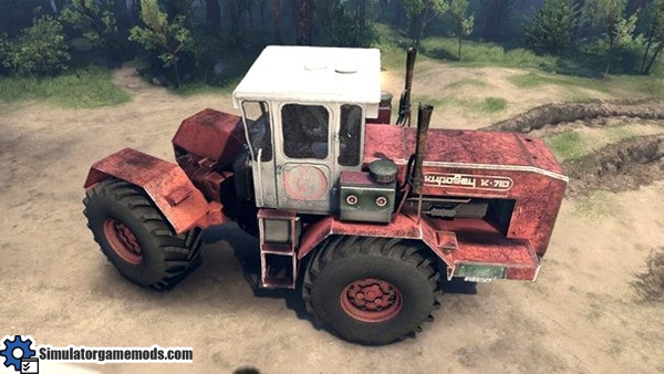 kirovets-k-700-tractor