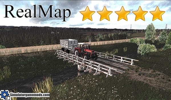 real-farm-map