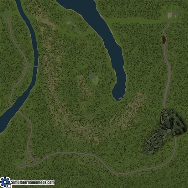 ridge-map