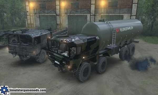 bundwehr-truck-pack