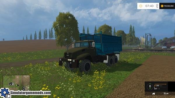 kraz-18b-truck-1
