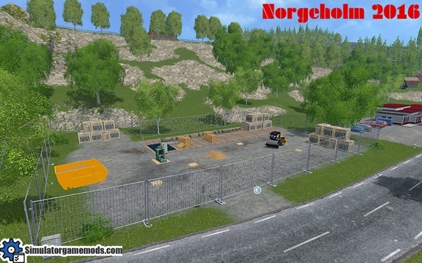 norge-holm-map
