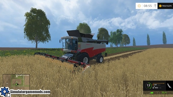 rostselmash-torum-harvester-1
