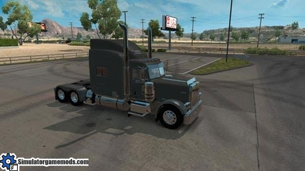 Peterbilt-389-Truck-Knight-Refrigerated-Skin