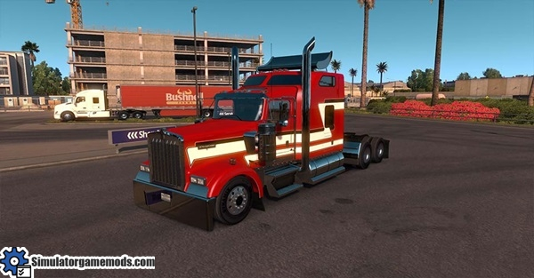 kenworth-w900-custom-red-and-white-skin