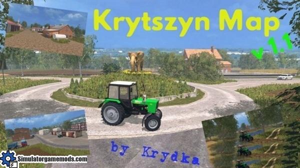 krytszyn-map