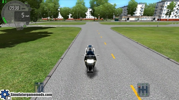 Yamaha Fcr900 City Car Driving 1 5 0 Simulator Games Mods Download