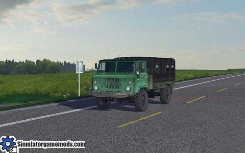 gaz-66-traffic